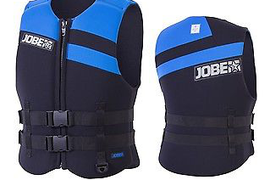 Jobe Neo Vest Blue Vest Men Surf Kite Lifejacket Water Ski Jetski J17