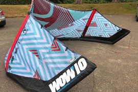 Liquid Force Wow 10m Kitesurfing Wave Kite