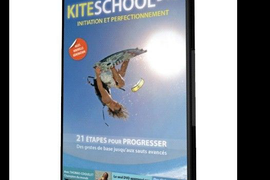 Kiteschool Beginner Kiteboarding DVD Learn to Kitesurf Instructional Video V-2