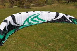 FLYSURFER Speed 3 Kite in 12qm + Infinity 2.0 Bar TOP ZUSTAND!