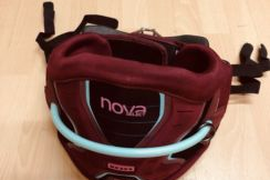2018 ION Nova Select red Kitesurf Trapez in S Top Zustand Harness