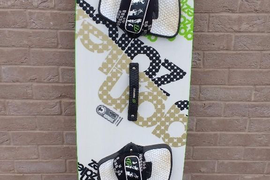 **EXCELLENT CONDITION** North Gonzales Kiteboard 151/42