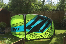 Naish Park complete kite setup great condition