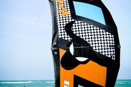 BULL Wave- Kite Joker 10m aus 2013, wie neu! 350 Euro