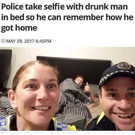 Good guy cops