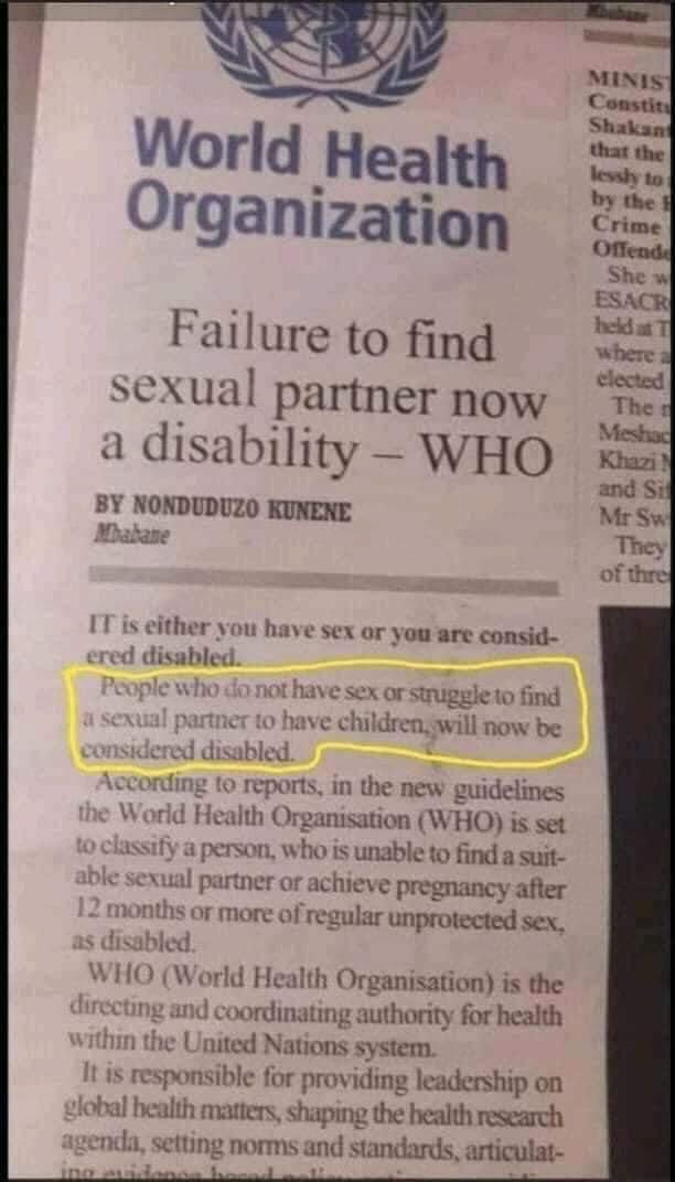 Thank god Reddit isn't just a bunch of losers, we're actually medically disabled!