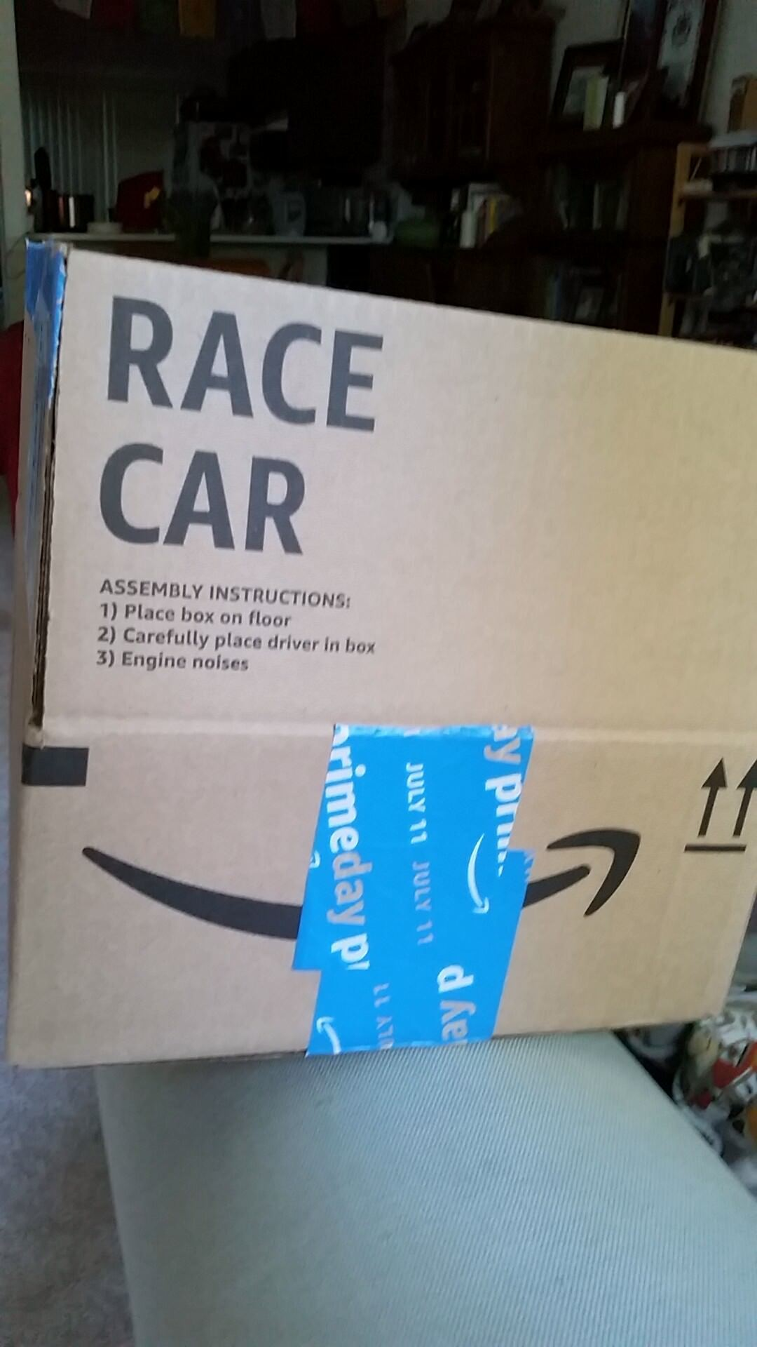 Well played, Amazon.
