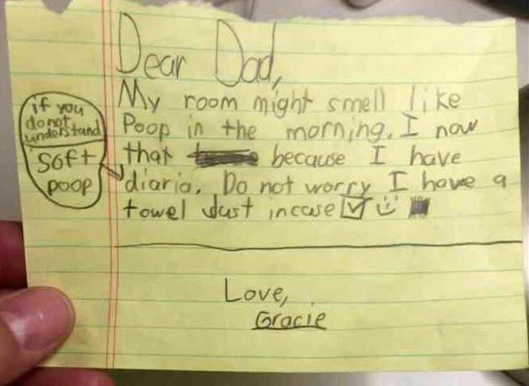 The Joys Of Fatherhood.