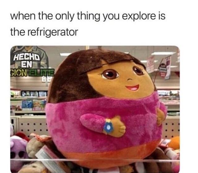 Uhhh, Dora?