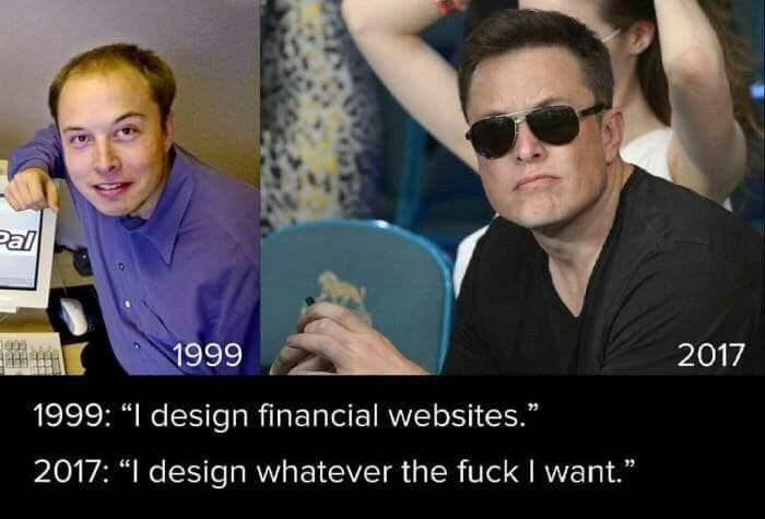 Elon Musk, ladies and gentlemen