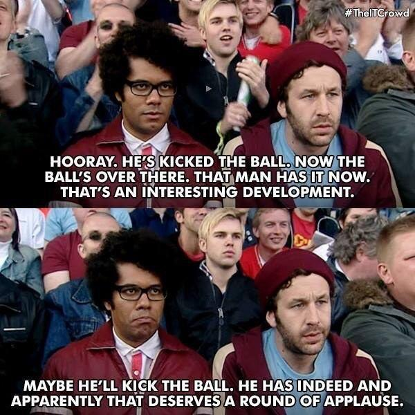 Happy World Cup to everyone who does not care about football!