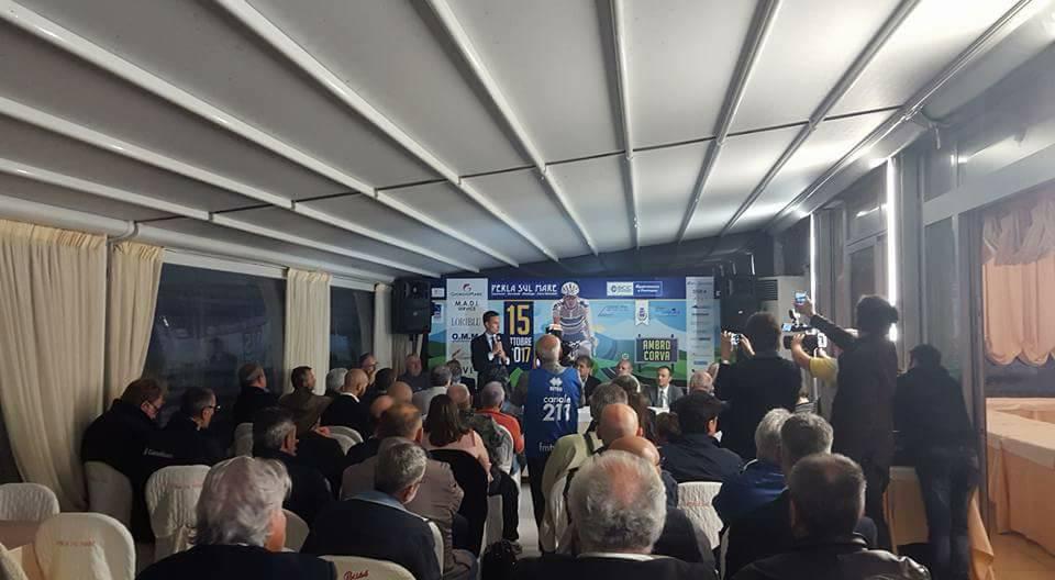 Presentazione ufficiale della Gran Fondo del Fermano, seconda edizione 2017