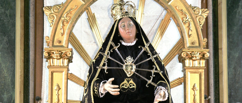 Santuario Maria Addolorata della Corva