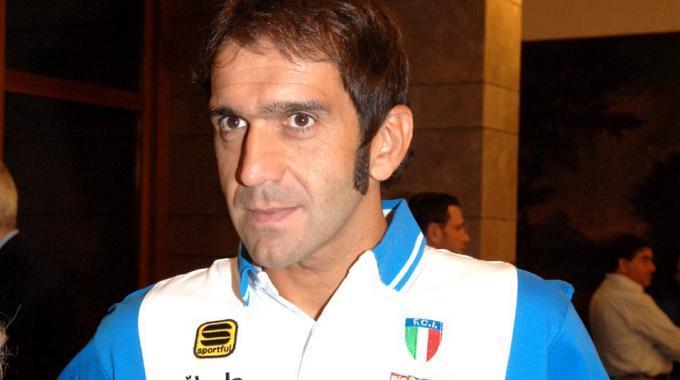 Franco Ballerini, l'ex c.t. della nazionale azzurra che amava il ciclismo giovanile.