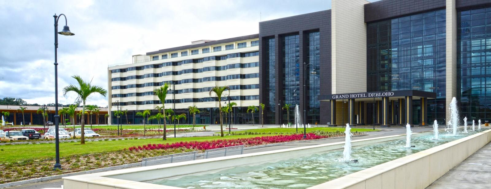 Porto Sant'Elpidio, in fuga verso il 2018, viaggio in Guinea Equatoriale al Grand Hotel Djibloho
