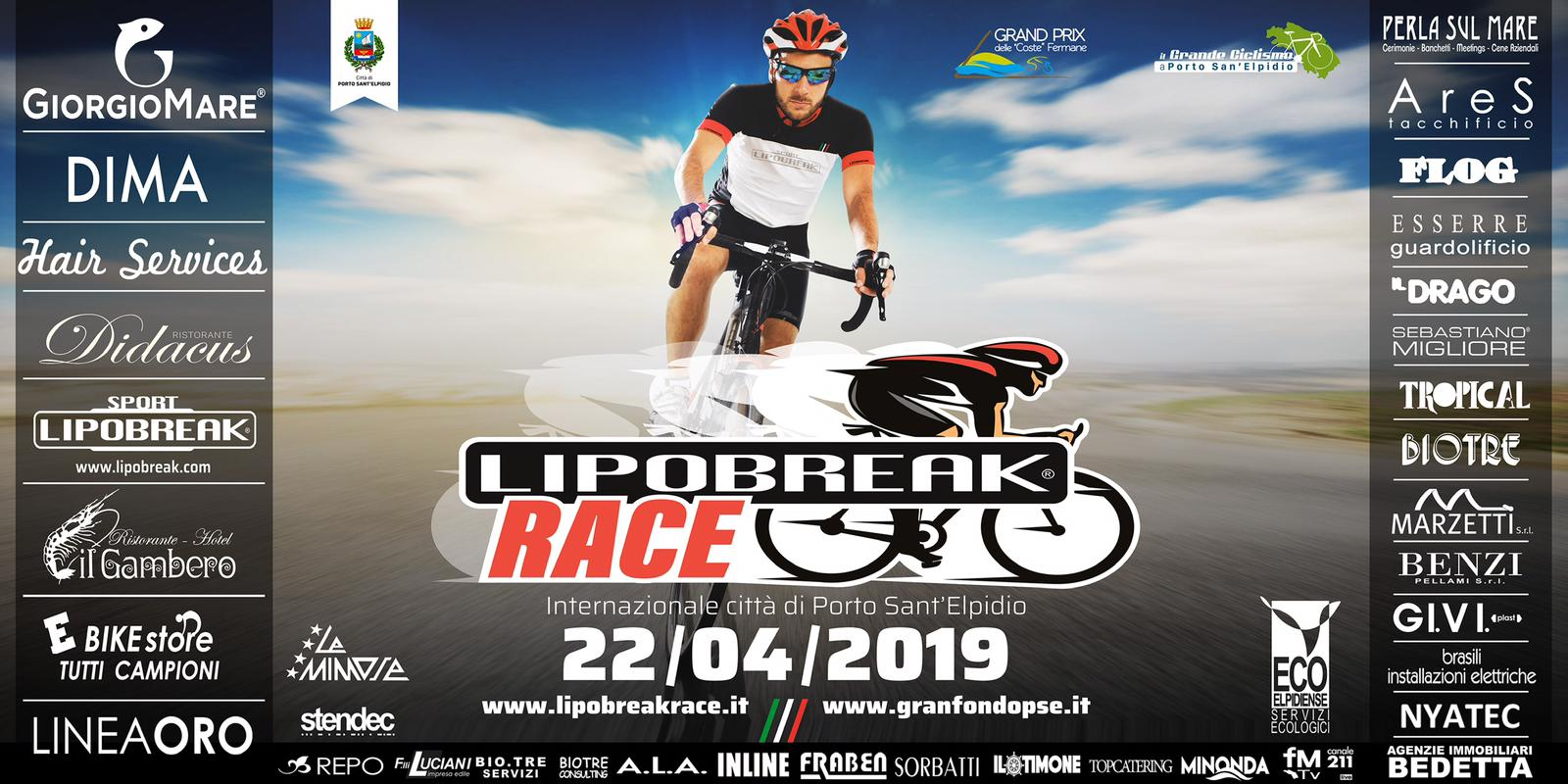 Lipobreak Race Porto Sant'Elpidio 2019