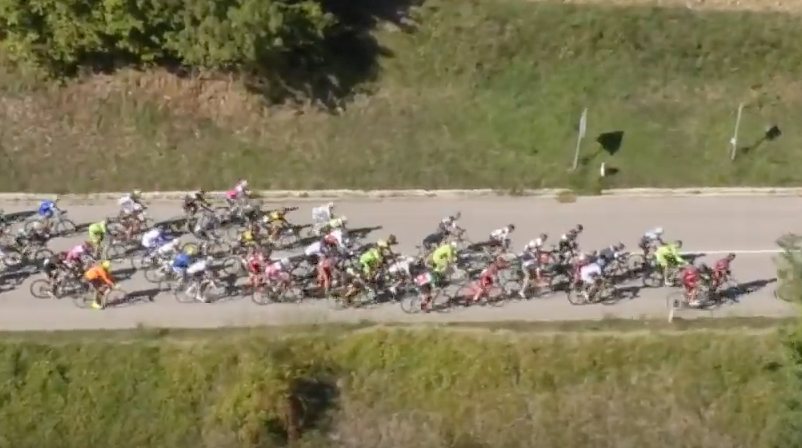 Video della Granfondo del Fermano realizzato da ON AIR