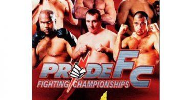 Pride Fc 4: Gary Goodridge vs Igor Vovchanchyn 10