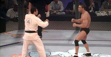 Storia delle MMA: a UFC1 il Pancrase incontra il BJJ 5