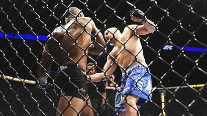 UFC 088: Liddell vs Evans 3