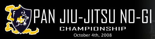 Pan America Jiu-Jitsu No-Gi Championship 2008 1