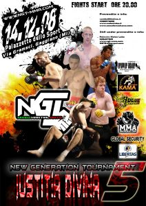 New Generation Tournament 5: Iustitia Divina 2