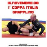 FIJLKAM - 1 Coppa Italia di Grappling 2008 2