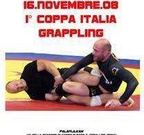 FIJLKAM - 1 Coppa Italia di Grappling 2008 11
