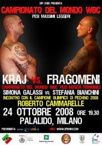 Boxe Campionato del mondo WBC 2