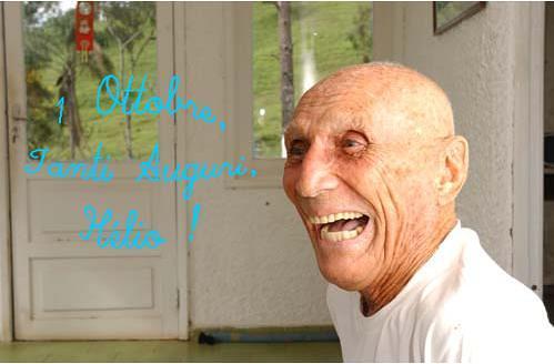Hélio Gracie compie 95 anni ! 1