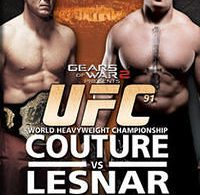 UFC 91: Couture vs. Lesnar 21