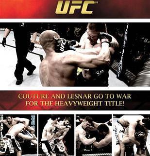 Risultati UFC 91: Lesnar vs Couture 1