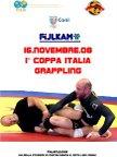 Risultati Prima Coppa Italia Grappling - FIJLKAM 1