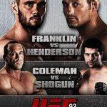 UFC 93: Esaurito in 2 settimane 2