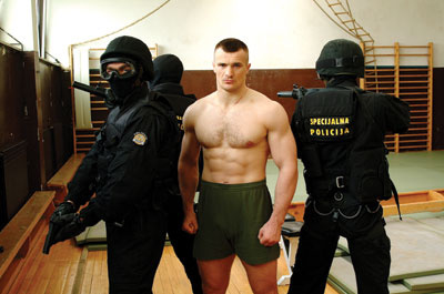 CroCop vs Overeem 1