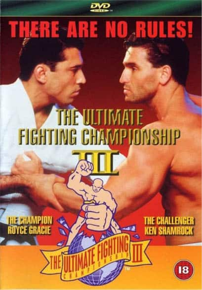 UFC 3: The American Dream 1