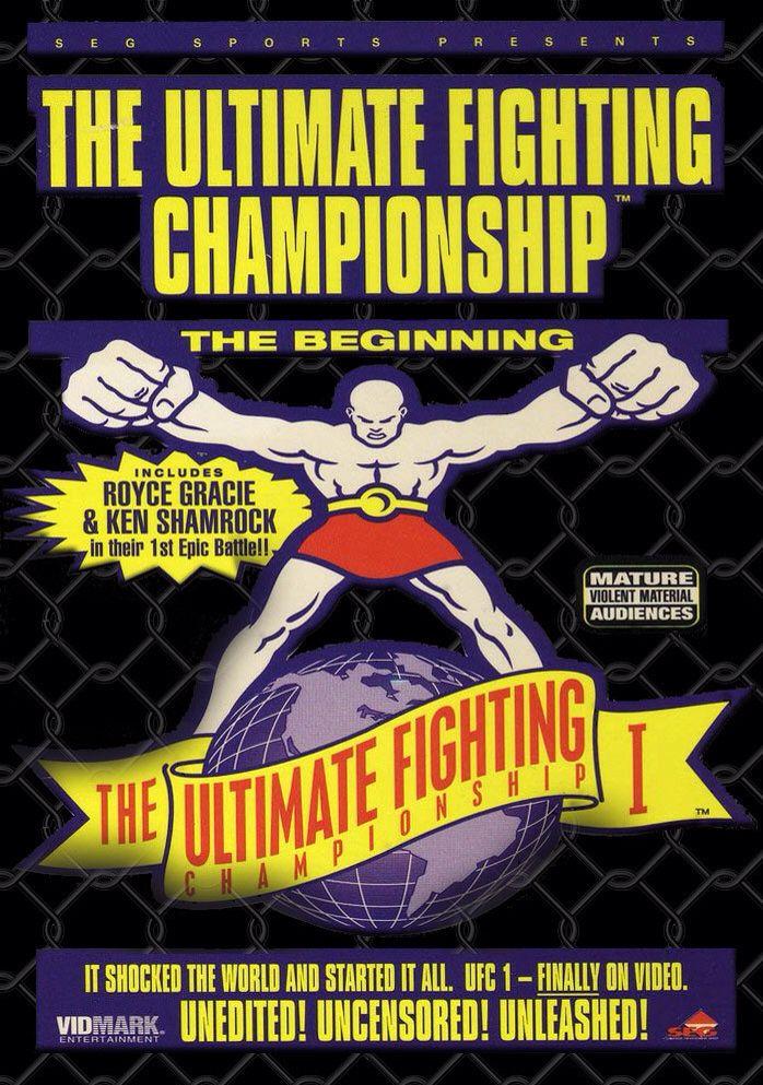 UFC 1: The Beginning 7