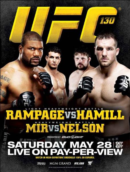 UFC 130 3