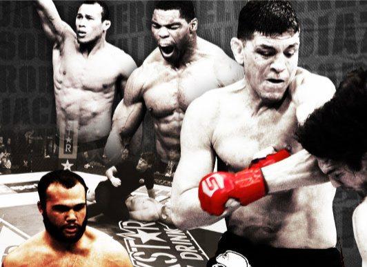 Strikeforce: Diaz Vs Cyborg è il più visto della Strikeforce 1