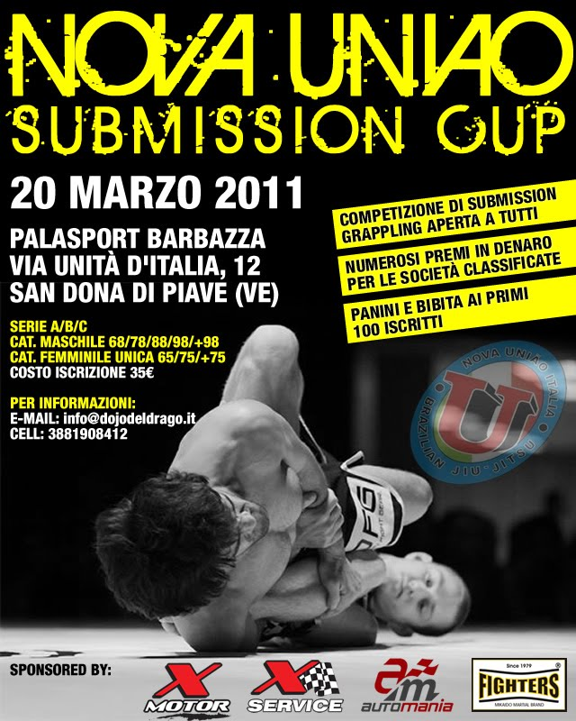 Nova Uniao Submission Cup 2011 1