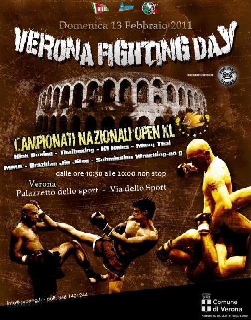 Verona Fighting day  3