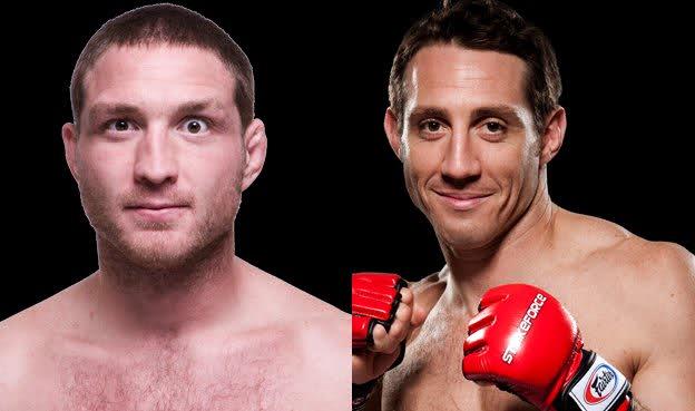 """Jason """"Mayhem"""" Miller vs Tim Kennedy  3"""