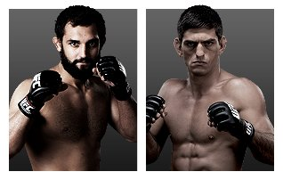 Johny Hendricks vs Paulo Thiago al UFC on Versus 3 1