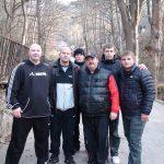 Fedor Emelianenko si allena...(foto) 12
