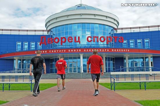 Fedor Emelianenko si allena...(foto) 1
