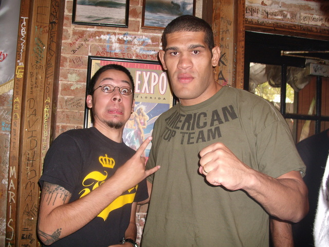 Bigfoot Silva 1