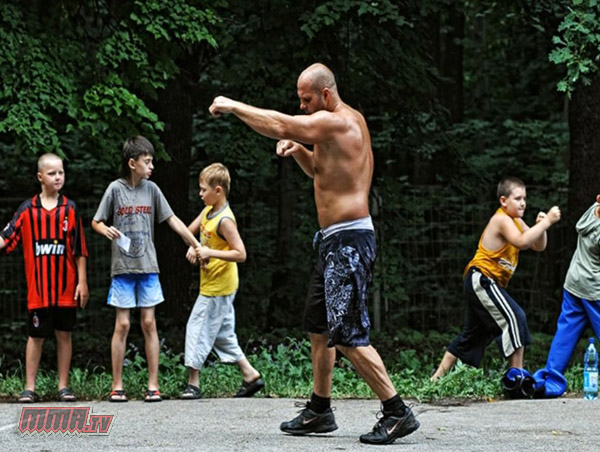 Fedor Emelianenko vorrebbe allenarsi con... Shane Carwin !!! 1