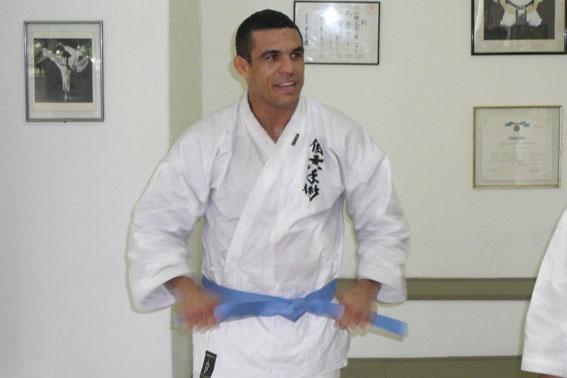La strategia di Vitor Belfort: il Karate 1