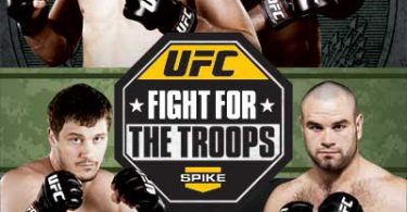 UFC Fight Night 23: UFC fight for the Troops 2 4