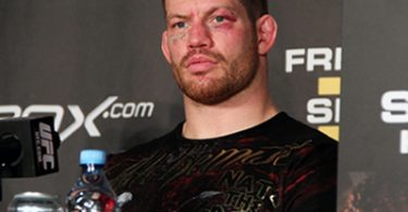 Chael Sonnen Out, Marquardt In 6